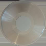 Виниловая пластинка 12 дюймов прозрачная